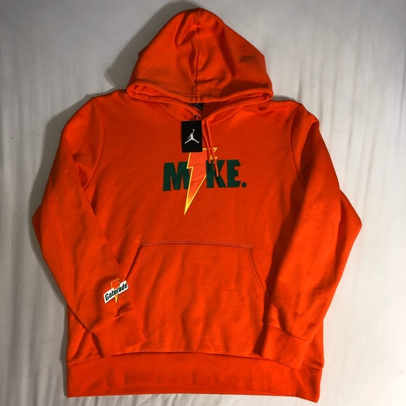 gatorade hoodie jordan